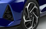 Hyundai i20 2020 studio images - alloy wheels