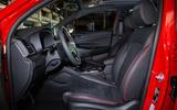 Hyundai Tucson N Line 2019 reveal - cabin