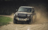 Jaguar Land Rover Cross Country - Defender front