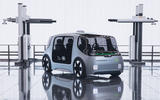 Jaguar Land Rover Project Vector official images - static