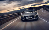 Julian Thomson interview - F-Type nose