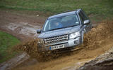 Land Rover Freelander 2 used buying guide - wading front
