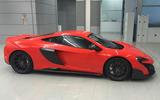 My life in 12 cars - Mike Flewitt - McLaren 675LT