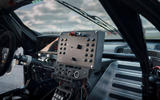 92 Lotus Evija 2021 track drive instruments