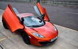 McLaren 12C - car of the decade - static front