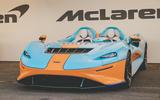 McLaren Elva Goodwood Speedweek reveal - static