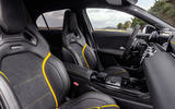Mercedes-AMG A45 S 2019 official reveal - cabin