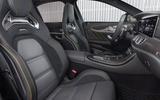 2020 Mercedes-AMG E63 facelift - saloon interior