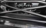 Mercedes-AMG GT R Pro 2018 LA motor show reveal - rollcage