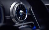 92 Mercedes AMG SL 2022 official interior air vents