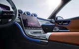 92 Mercedes Benz C Class 2021 official images infotainment
