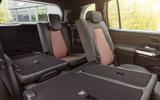 92 Mercedes Benz EQB 2021 official images rear seats