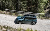 Mini Countryman 2020 facelift - official press images - on the road aerial