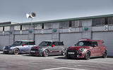 Mini John Cooper Works GP 2020 prototype official images - static front