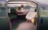 2020 Mini Urbanaut concept - interior