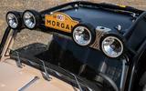 92 Morgan Plus Four CX T official reveal lights