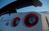 Nissan GT-R Nismo 2020 official reveal - rear lights