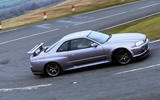 Nissan Skyline GT-R R34 used buying guide - cornering