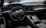 Peugeot 508 PSE official images - cabin