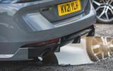 92 PHEV wagons triple test 2021 508 exhausts