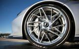 Pininfarina Battista customer preview event - alloy wheels