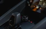 2020 Polestar 2 prototype drive - centre console