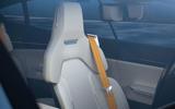 Polestar Precept concept official images - front seats