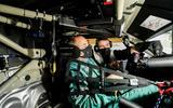 Porsche 911 RSR-19 drive - Andrew Frankel cabin