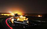 92 Porsche Autocar EV record breakers 2021 light trails