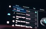 92 Porsche Taycan Cross Turismo prototype drive infotainment