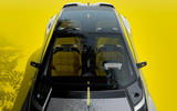 Renault Morphoz concept official studio images - windscreen