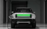 Rivian R1T electric pick-up reveal - charging
