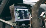 92 STARD ERX rallycross fiesta drive 2021 instruments