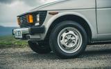 92 Suzuki at 100 Goodwin alloy wheels