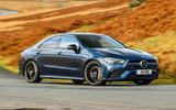 Top 10 best sports saloons 2020 - Mercedes-AMG CLA 35