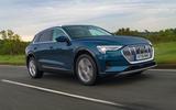 Top 10 luxury electric cars Audi E-tron