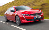 Top 10 style saloons 2020 - Peugeot 508