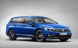 Volkswagen Passat 2019 press - static front