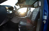 Volkswagen Touareg R 2020 official reveal images - cabin