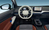 Volkswagen ID 4 official images - dashboard