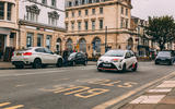 2019 Wales Rally GB preview in a Yaris GRMN - in town