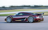 World's fastest production cars - Koenigsegg Agera RS