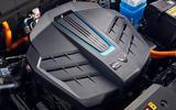 Hyundai Kona Electric MY2020 official - engine