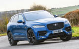Used vs PCP: Premium SUVs - Jaguar F-Pace