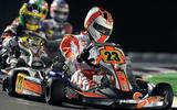 93 Apex circuit design Bahrain International Kart Circuit