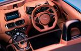 Aston Martin Vantage Roadster 2020 - official press images - dashboard
