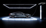 93 Audi RS E tron GT 2021 official reveal charging