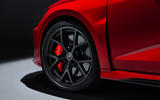 93 Audi RS3 2021 official reveal hatch alloy wheels