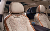 93 bentley flying spur odyssean edition official seats