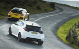 Britain's best affordable drivers car 2020 - Honda v Yaris